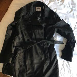 Laundry Black Trench (Rainproof) Peacoat